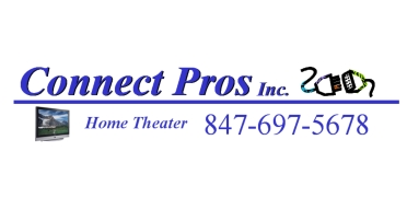 Connect Pros Inc Home Theater logo